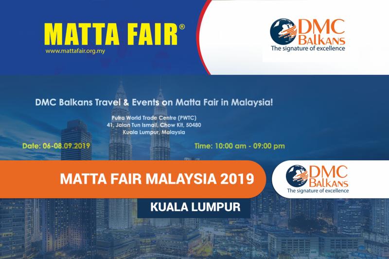Our Tour Operator on Matta Fair 2019 in Malaysia