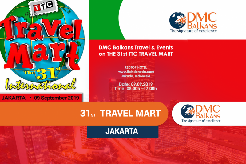 Our Tour Operator on 31st International Travel Mart 2019 in Indonesia