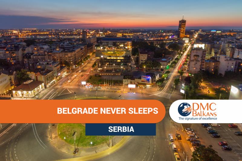 The city that never sleeps - Belgrade