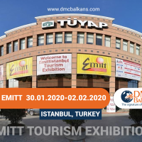 DMC Balkans Travel & Events at EMITT Tourism Exhibition 2020