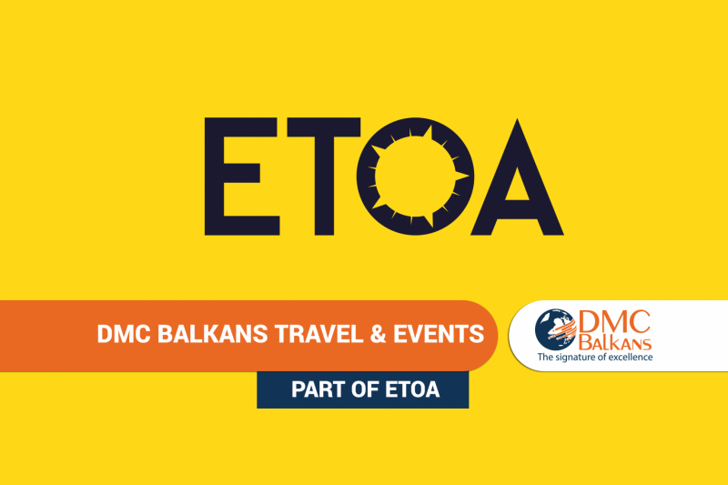 DMC Balkans Travel & Events is a member of ETOA