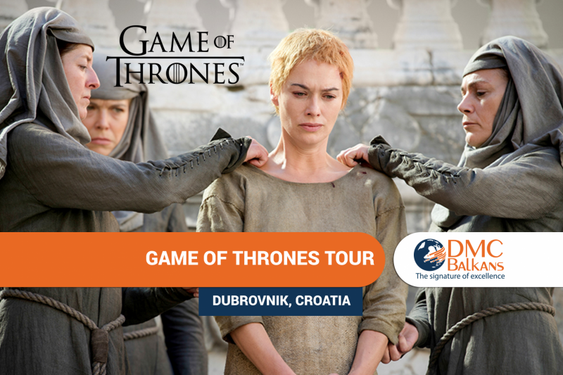 Game of Thrones Tour Dubrovnik, Croatia