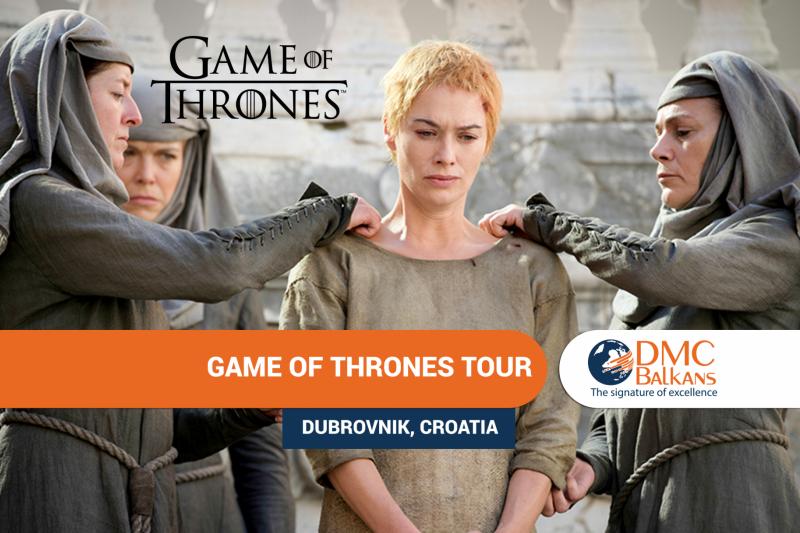 Game of Thrones Tour Dubrovnik, Croatia