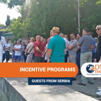 Incentive Program - Guests from Serbia